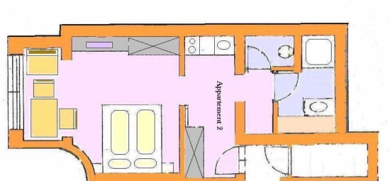 01 Appartment 2