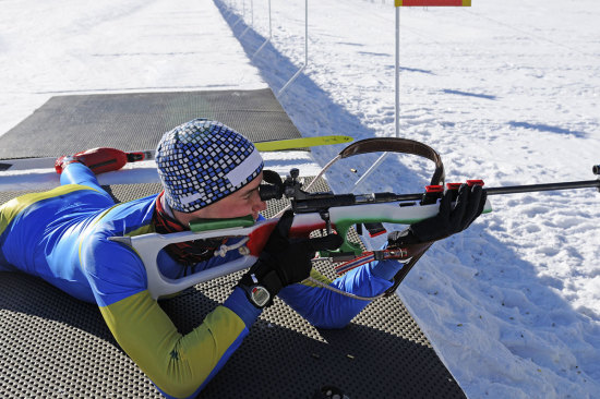 Biathlon in Obertauern, Salzburger Land
